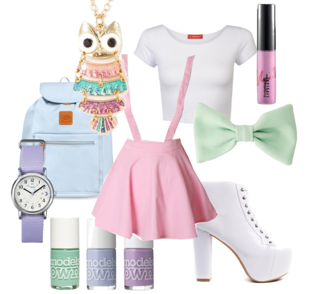 Image result for simple kawaii outfits
